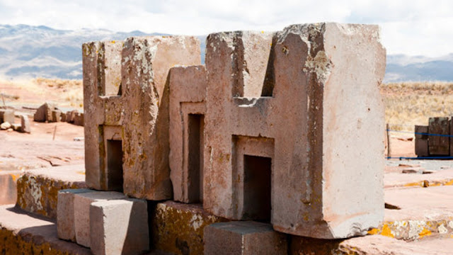 Puma Punku is a really interesting place that has a great story of Aliens and advanced technology.