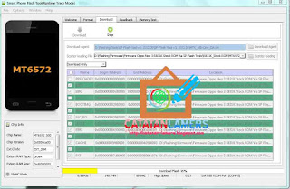 Tutorial Flashing Oppo Neo 3 / Oppo R831K Menggunakan SP Flash Tools