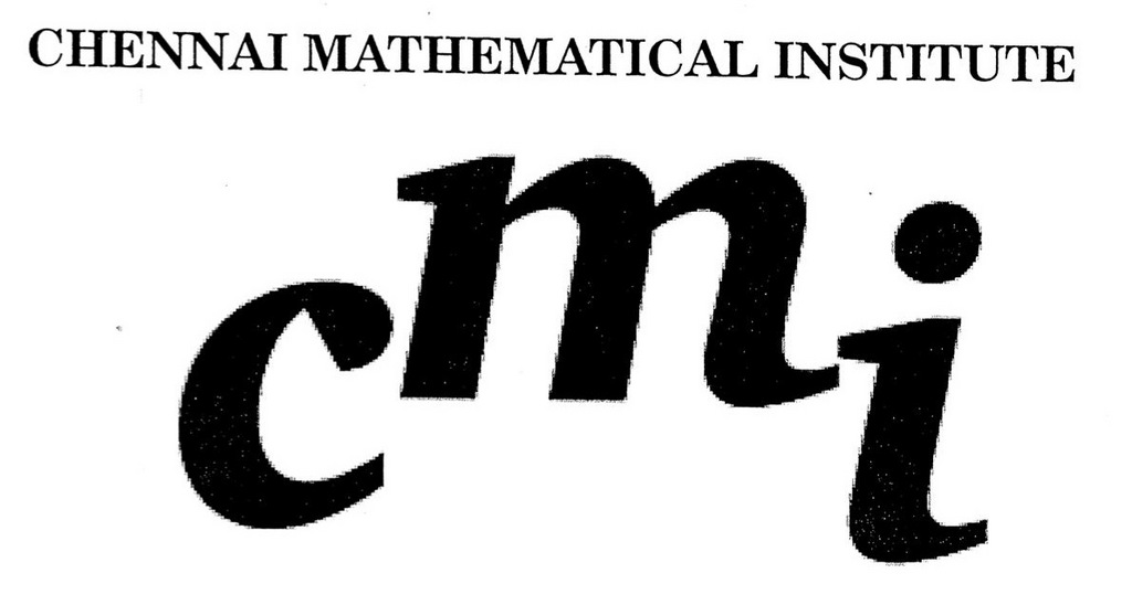 CourseJobs: Admission 2013 at Chennai Mathematical Institute