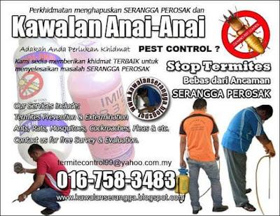 Kawalan Anai-Anai Di Johor