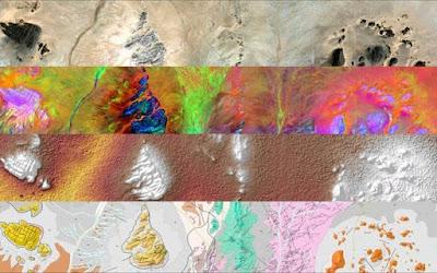 Ejemplos de capas para los mapas