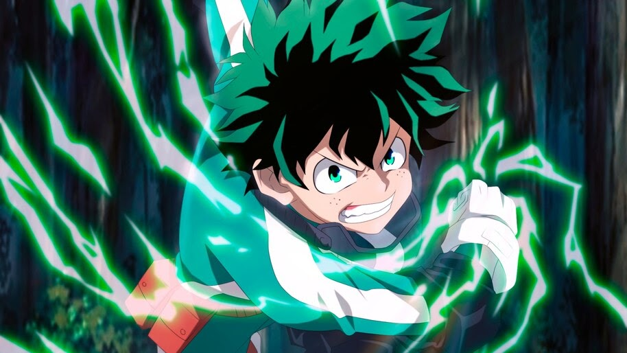 Izuku Midoriya 4k Wallpaper 5 305