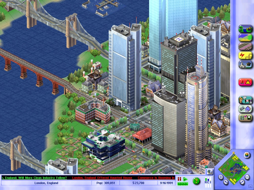 simcity 3000 free download full version windows 7