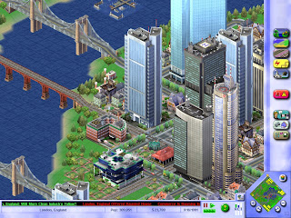 Sim City 3000 (PC) 1998