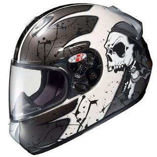 cascos de moto creativos