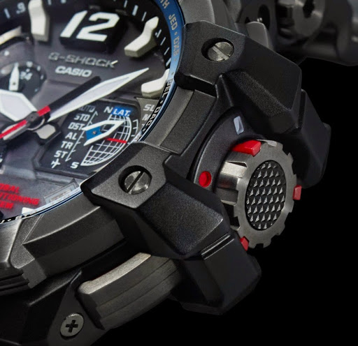 Review Harga Jam Tangan G-Shock GPW 1000 1A Original