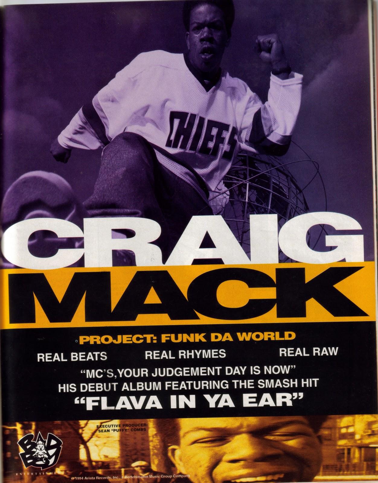 Image result for craig mack funk da world