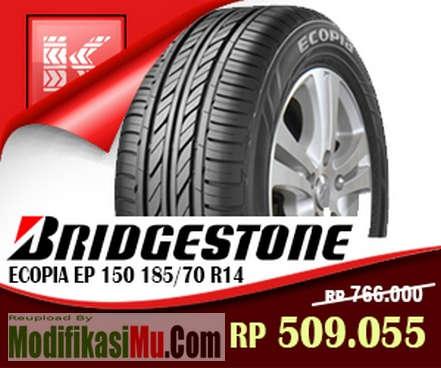 Ban Ecopia Dari Bridgestone Untuk Toyota Fortuner - Daftar Harga Ban Mobil Bridgestone Ring 14 Terbaik Yang Murah dan Awet