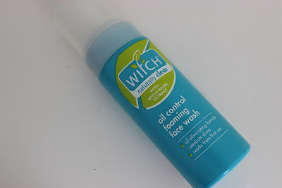 Witch Oil Control Foaming Face Wash review