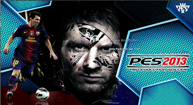 Download PES 2013 Full update mới nhất 2017