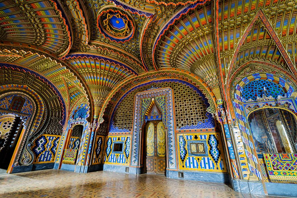 The Castle of Sammezzano May Be the Most Psychedelic Building in the World