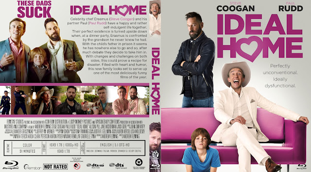 Ideal Home Bluray Cover