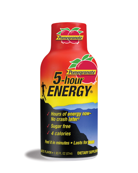 THE COZY CACTUS COUPON COTTAGE: Free Sample of 5 Hour Energy