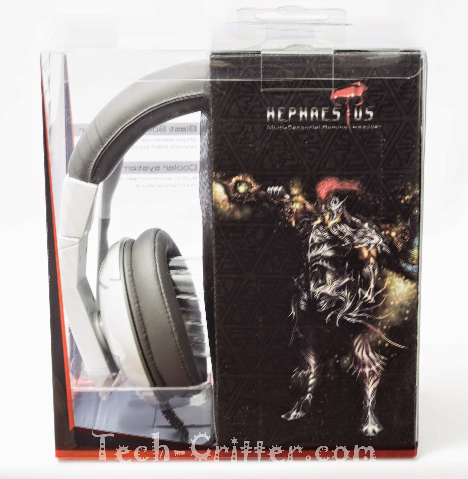 Unboxing & Review: Gamdias Hephaestus Gaming Headset 62