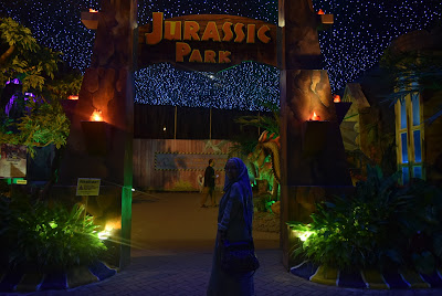 Wahana Baru Malang Night Paradise
