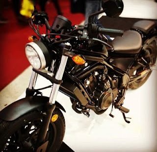 suspensi Honda Rebel CMX 500 Baru