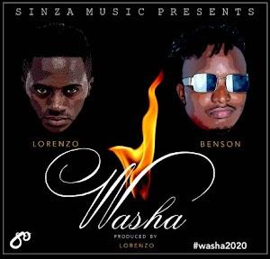 Download Audio | Lorenzo ft Benson - Washa