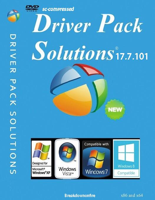 DriverPack Solution 17.7.101 Offline