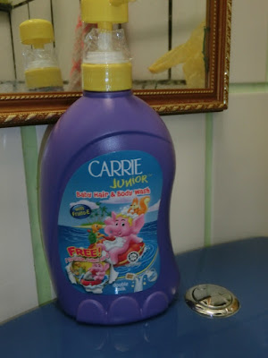 Carrie Junior Double Milk best wangi