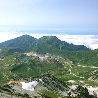 立山 景色