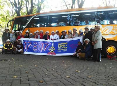 Sewa Bus Jogja Prapanca Transport Tujuan Wisata Pantai Kartini  Jepara