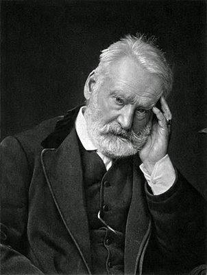 Victor Hugo (1802-1885), escritor. Fotografía de Nadar