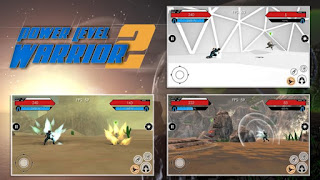 Power Level Warrior 2 Android Apk