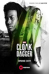 Marvel Cloak & Dagger (Season 1 Episode 1-10) [English] 720p