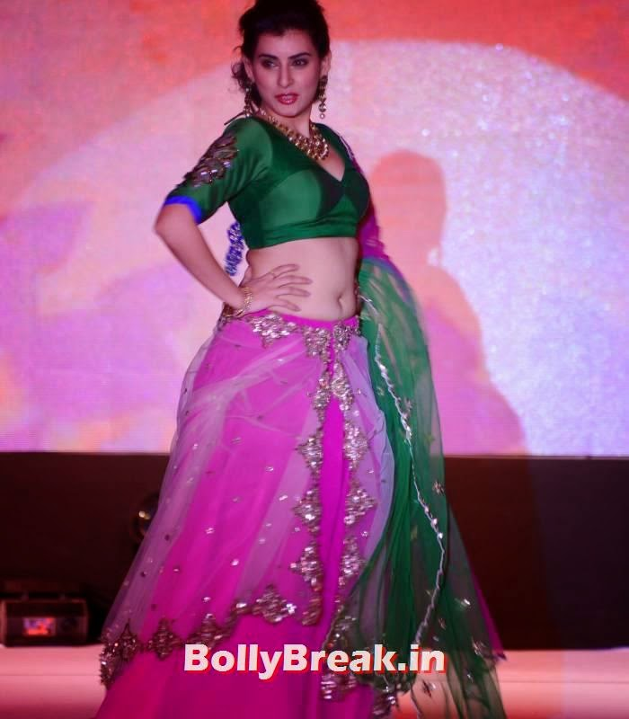Archana images, Actress Archana Hot Navel Show in Lehenga Choli