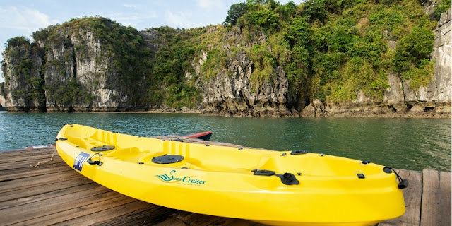 Relax with three-day cruise in Halong Bay 1