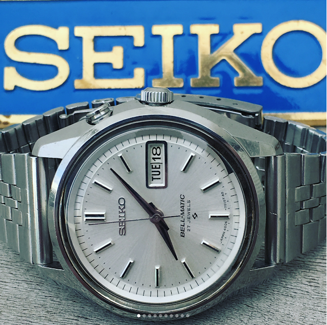 Seiko 4006-7010 Bell-Matic