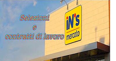 Offerte lavoro IN'S Mercato (adessolavoro.blogspot.com)