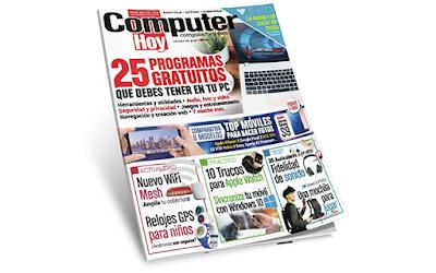 Computer Hoy 509- 25 Programas gratuitos para tu PC !!