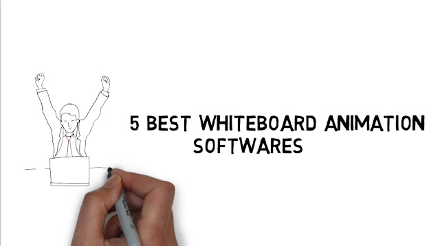 5 Best Whiteboard Animation Software To Create Whiteboard Explainer Video 2018