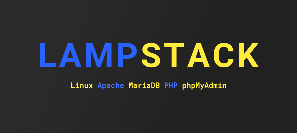 Instal Apache, MariaDB, PHP, phpMyAdmin (LAMP Stack) di Arch Linux