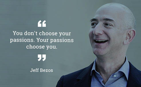 jeff bezos quoted