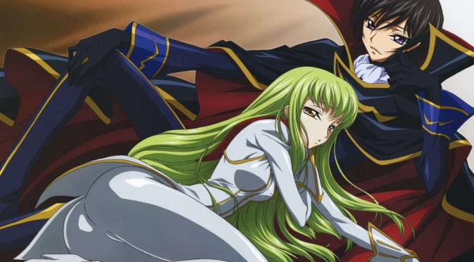 ini dia istri idaman berambut hijau di anime