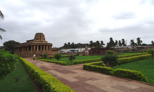 Places to see in Aihole - Durga temple complex