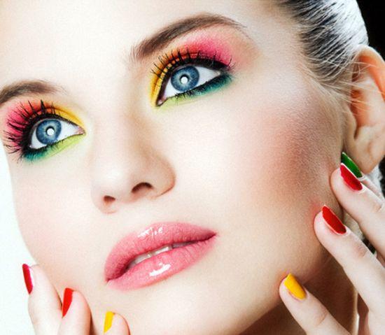 como-nao-errar-usando-maquiagem-com-cores-citricas-3.jpg (550×479)