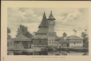 Mesjid Jamik Taluak Bukittinggi (1892-1922)