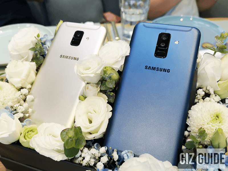 Samsung launches Galaxy A6 (2018) and Galaxy A6+ (2018) in the Philippines, priced at PHP 16,490 and PHP 22,990 respectively!
