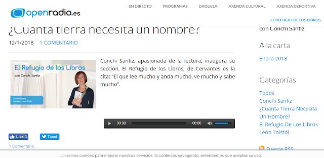 http://www.openradio.es/el_refugio_de_los_libros