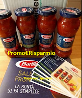 Logo In consegna i kit Salsa Pronta Barilla con The Insiders
