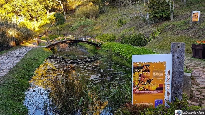 Jardim Amantikir - City Tour em Campos do Jordão