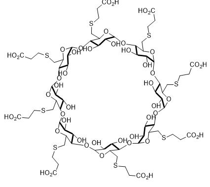 Eos Med Chem Medicinal Chemical Is Big Sugammadex Sodium Cas
