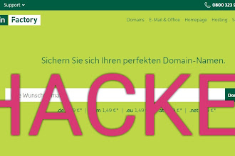 DomainFactory Hacked, Users Personal and Bank Details Stolen