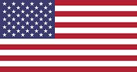 Logo Gambar Bendera Negara Amerika Serikat PNG JPG ukuran 200 px