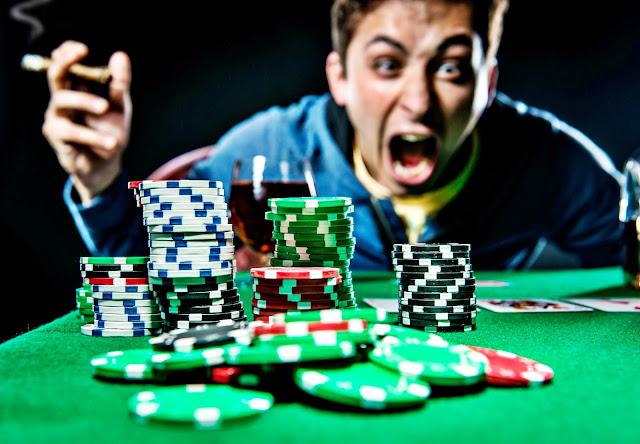 Kesalahan Pemain Saat Bermain Poker