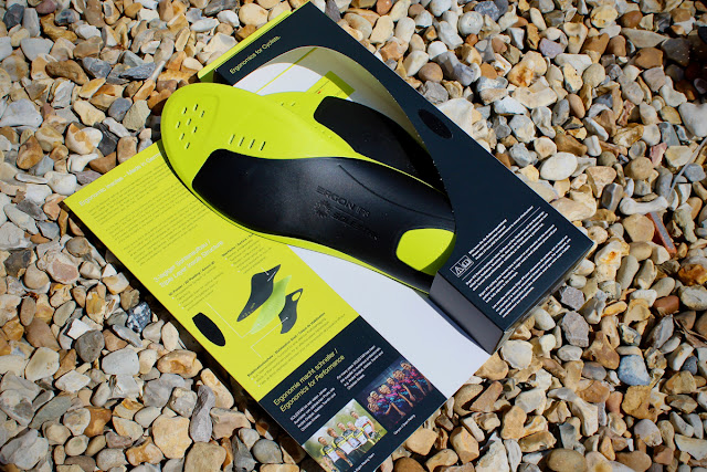 Review - SOLESTAR Supportive Cycling Insoles