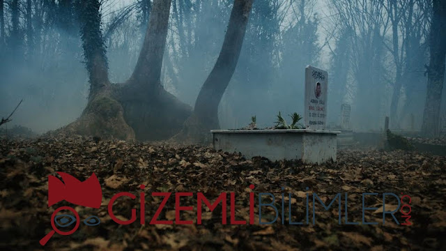Mezarlıktaki Yangın Hikayesi,mezarlık korku,korkunç hikayeler